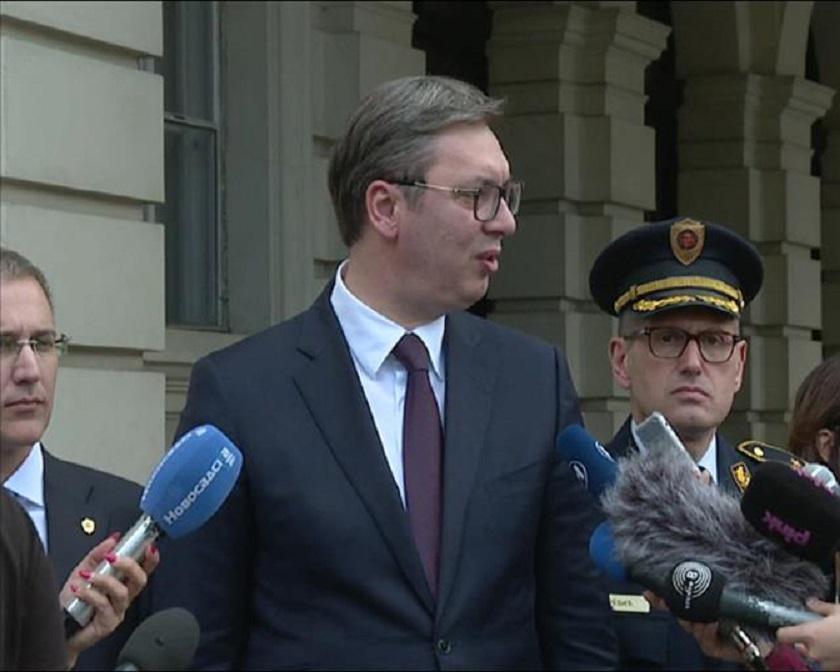 Vučić: Kamberi, Ugljanin... želje i fotelje