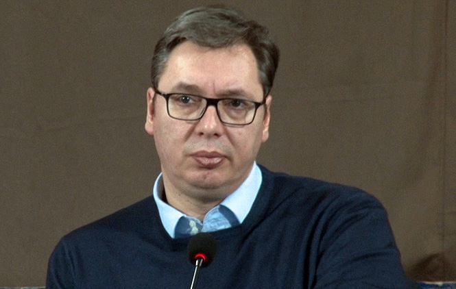 Saučešće predsednika Srbije povodom smrti princa Filipa