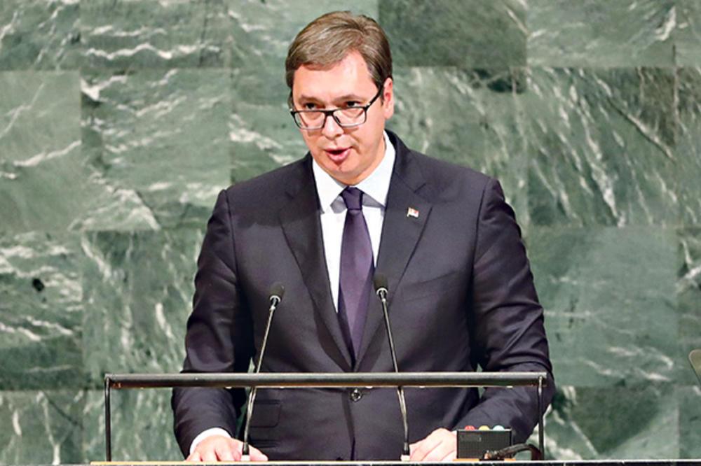 Nedelja svetske diplomatije – Vučić na zasedanju Generalne Skupštine UN
