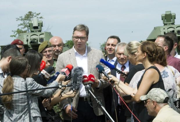 Vučić: Rast BDP-a od 3,5 odsto veoma pristojan