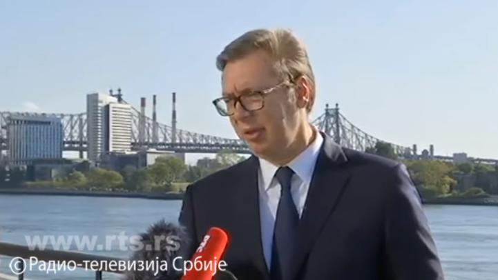 Vučić: Sa Zaevom i Ramom o