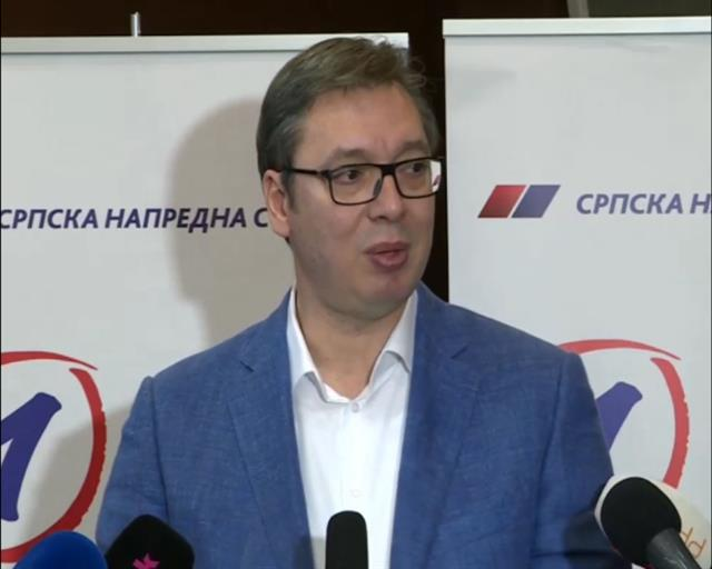 Vučić iznenađen reakcijom crnogorske vlade