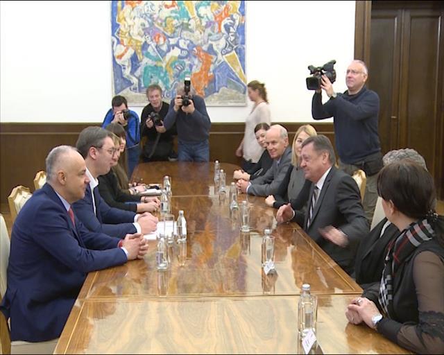 Uspostavljanje još čvršće saradnje Beograda i Ljubljane