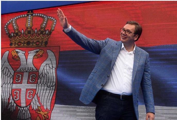 Podrška Vučiću i želje za brz oporavak