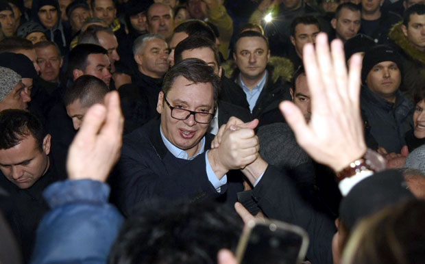 Vučić: Srpska država neće ostaviti svoj narod na KiM na cedilu