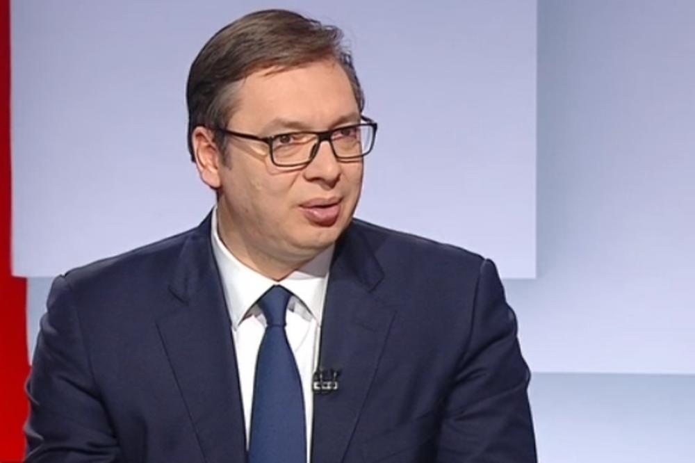 Vučić posle izbora na Kosovu očekuje jači pritisak SAD na Prištinu