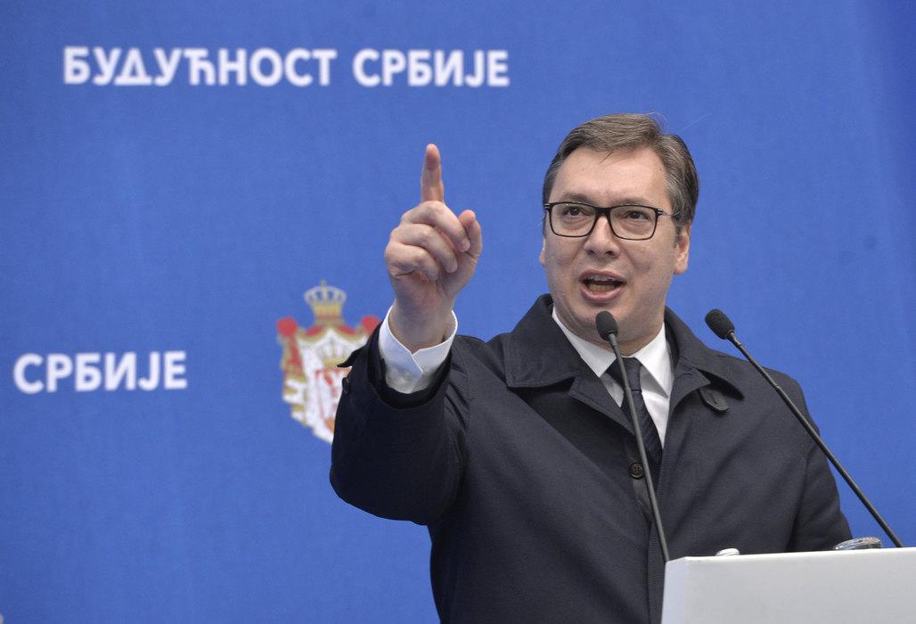Vučić međunarodnoj zajednici: Ne vršite pritisak