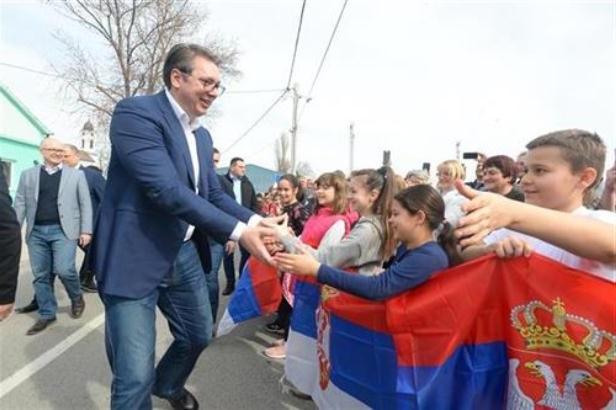 Vučić: Gradiće se auto-put Ruma–Šabac–Loznica