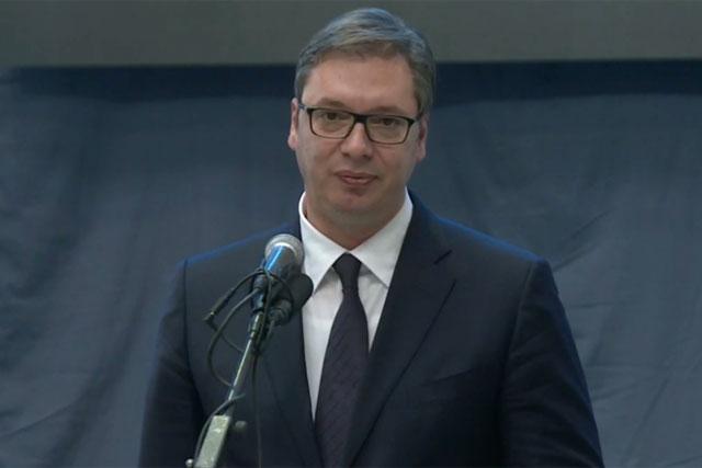 Vučić sutra sa predstavnicima kineske kompanije CRBC