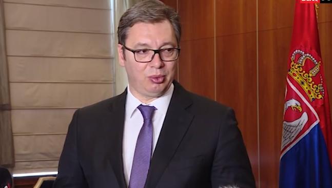 Vučić: Zloupotrebili mlade, blokada neće biti