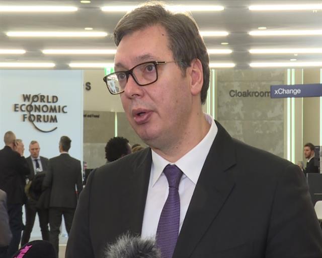 Vučić: Mnogo sastanaka i novih kontakata, čuli su o Srbiji