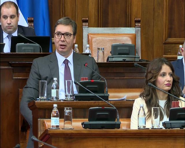 Vučić: Posle ovog napada na sever stvari više neće biti iste