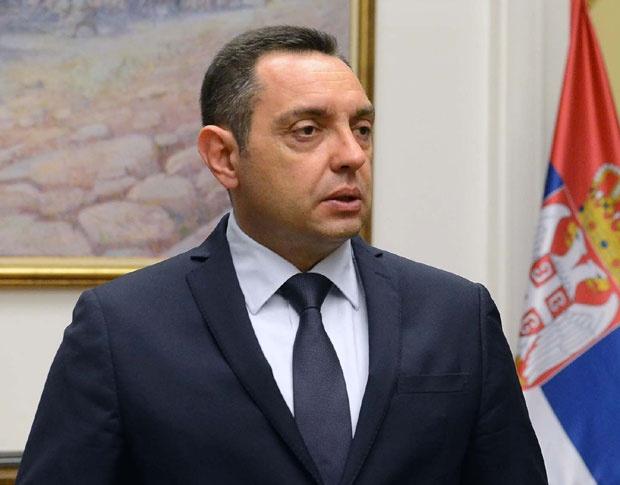 Vulin: Džaferović je razgovorom sa Kurtijem zabio nož u leđa Vučiću