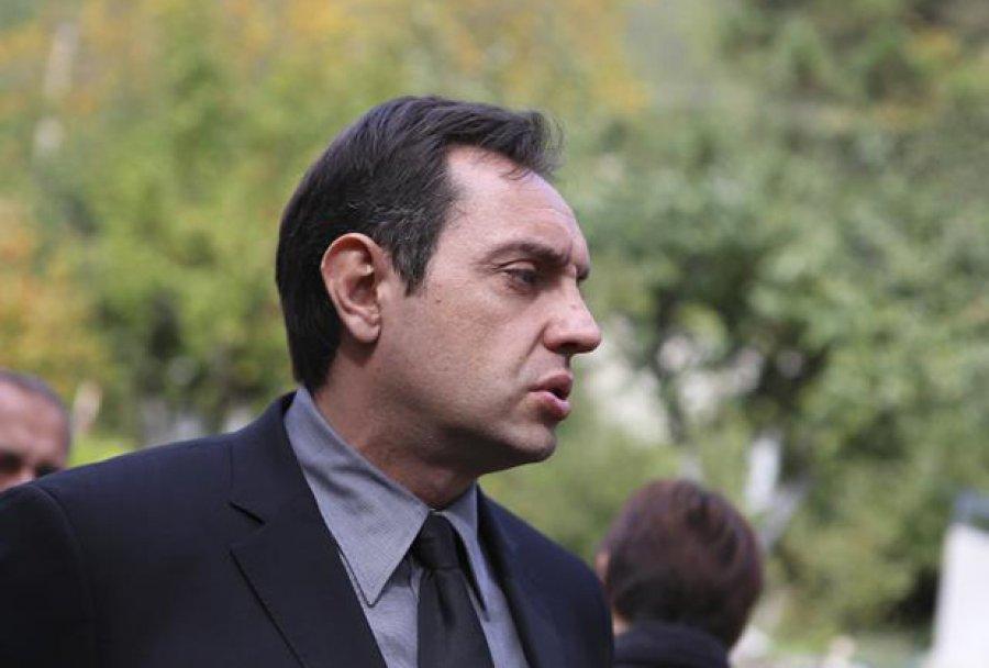 Vulin: Voker je sa Tačijem delio radost zbog bombardovanja Srbije