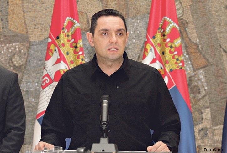 Vulin: Nacrt zakona o policiji biće povučen
