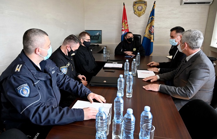 Vulin u Novom Pazaru: Srbija država svih njenih građana