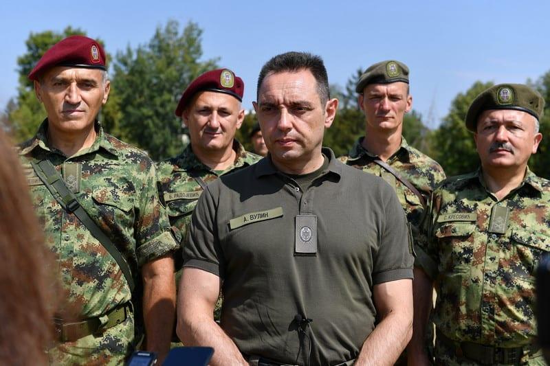 Vulin: Kadeti Vojne akademije pokazuju izuzetne rezultate