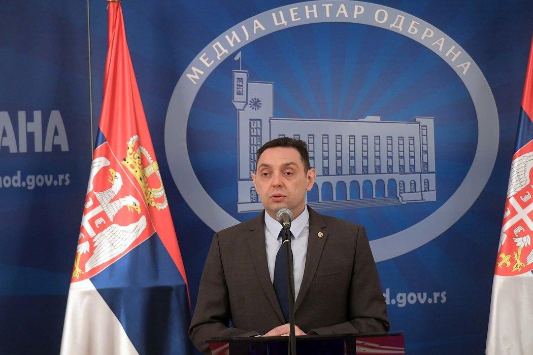 Vulin: Srbija neće u NATO dok je Vučić predsednik