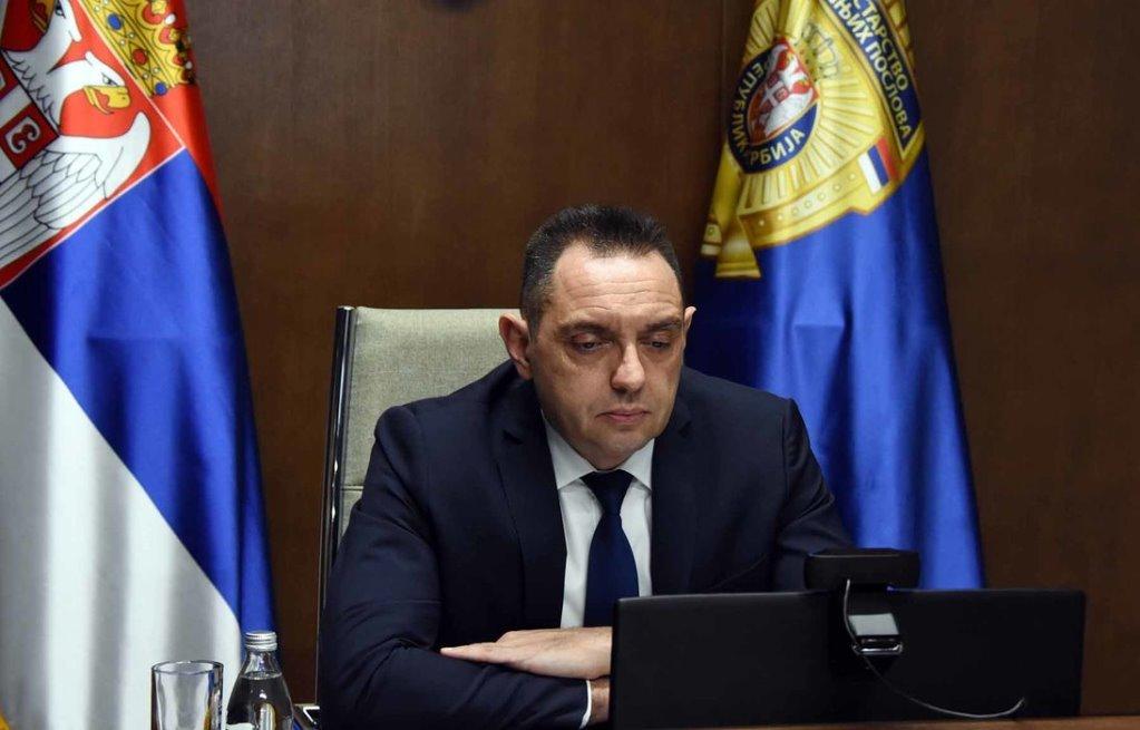 Vulin: Uhapšen napadač na novinara u Novom Sadu