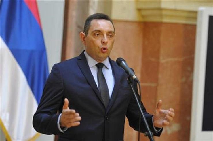Vulin: Vučić već osam godina čuva Srbe na Kosovu i Metohiji