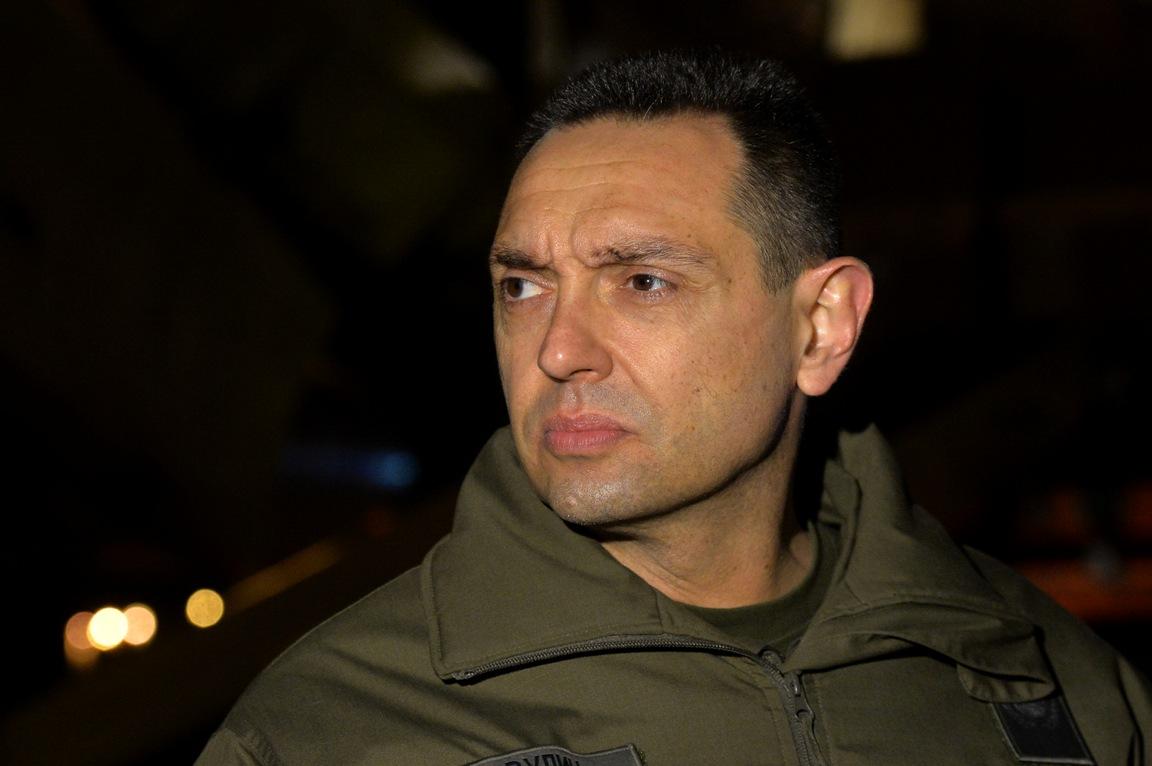 Vulin: Dolaskom Vučića Srbija dobila modernu vojsku