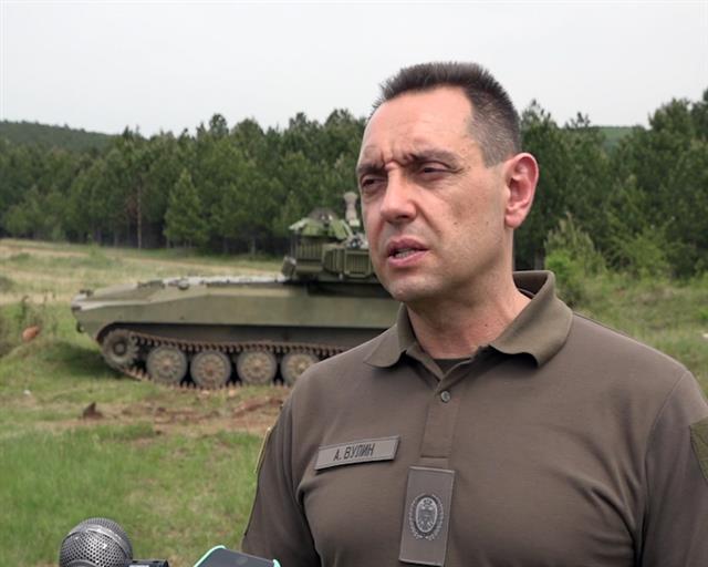 Pešadija se ubrzano oprema – predstavljeno modernizovano borbeno vozilo
