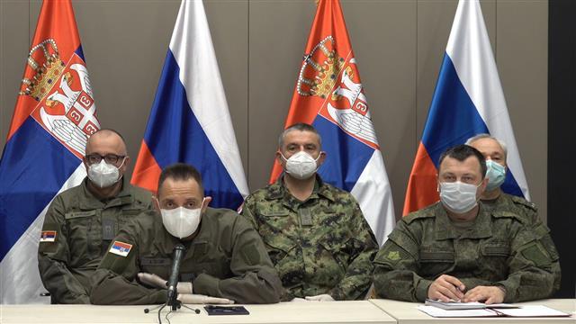 Vulin Šojguu: Pomoć Rusije stigla kad je najpotrebnija