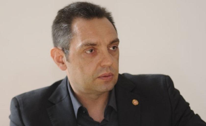 Vulin: EU da se uzdrži, nije nadležna za pravo, niti za istoriju