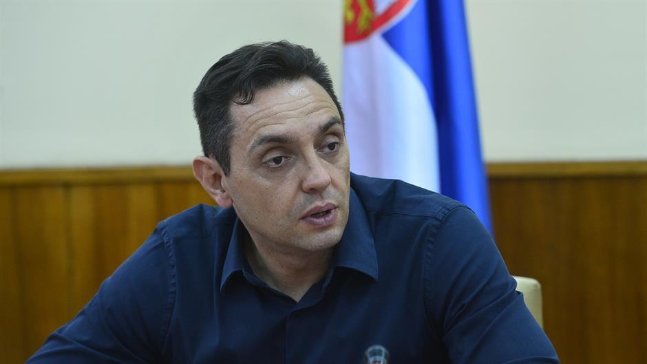 Vulin: Priština želela da izazove sukob Srbije i NATO