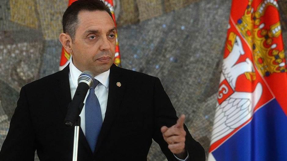 Vulin: Zašto vlasti u Crnoj Gori imaju problem kad dolazi neko iz Srbije