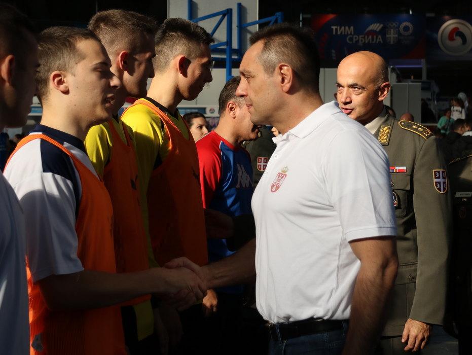 Vulin: Vojska Srbije je čuvar najvažnijih vrednosti
