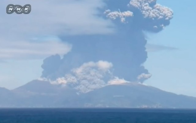 Opasnost od novih erupcija vulkana na Sumatri
