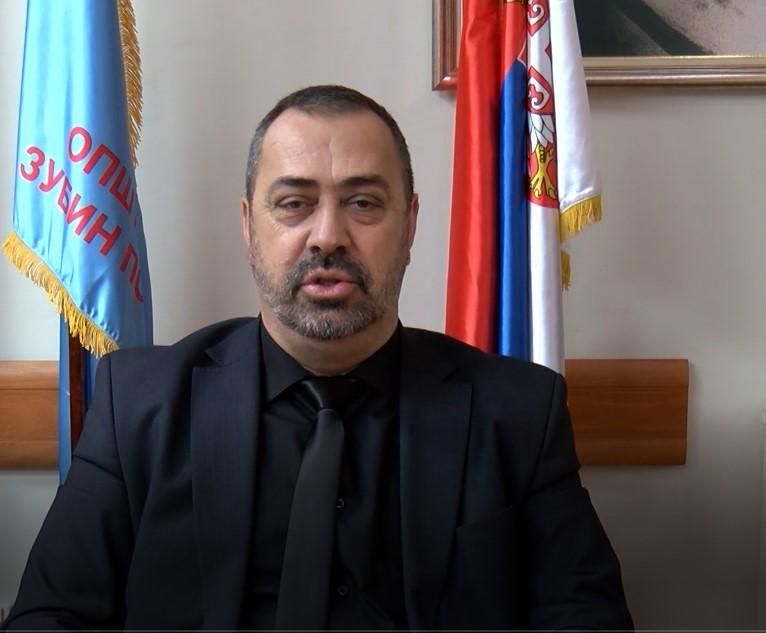 Vulović uputio apel sugrađanima da se što masovnije odazovu vakcinaciji