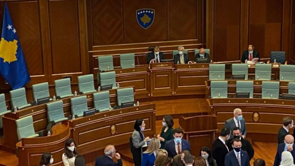 Samoopredeljenje povuklo Nacrt zakona o izborima pred početak sednice za izbor predsednika