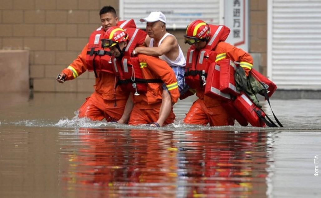 Potop u Kini neviđen za 1.000 godina