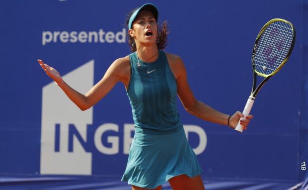 Olga Danilović prvi put na Australijan openu