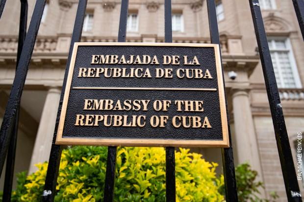 Pucnjava u Vašingtonu, meta kubanska ambasada