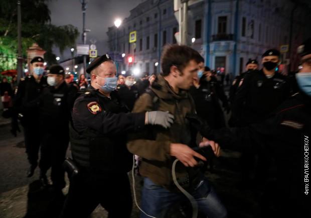 Belorusija, tokom noći uhapšeno 700 demonstranata