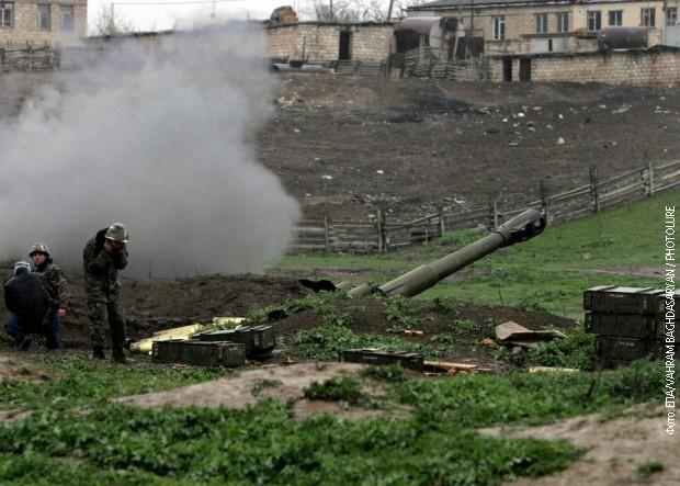 Razmena vatre Jermenije i Azerbejdžana, tri vojnika poginula