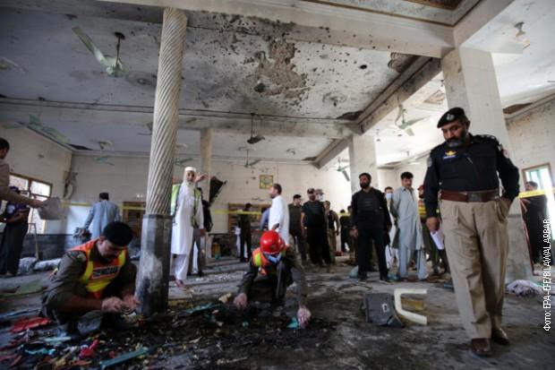Pakistan: Eksplozija bombe u medresi, sedam poginulih