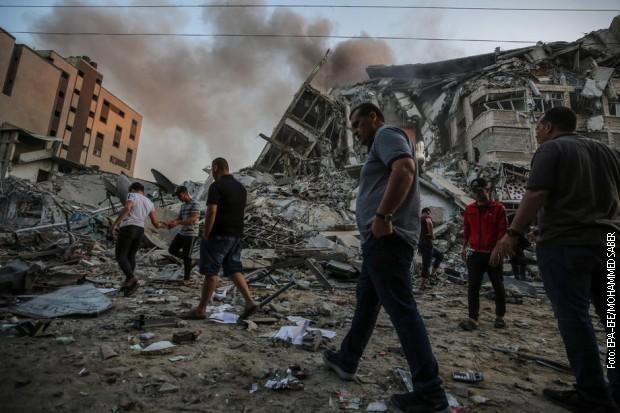 Izrael: Sukobi nastavljeni, od ponedeljka stradale 74 osobe