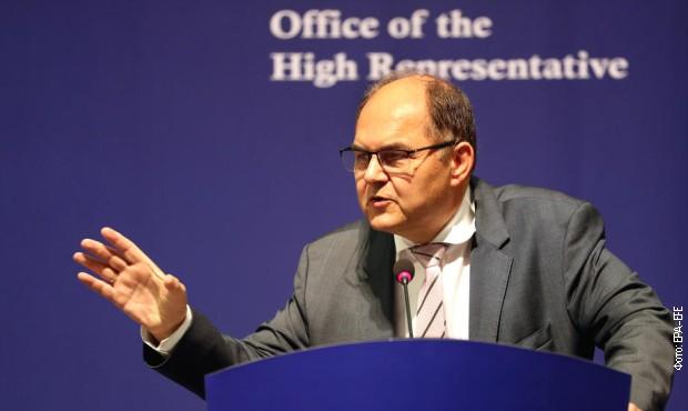 Šmit: Neće doći do centralizacije BiH na putu ka EU