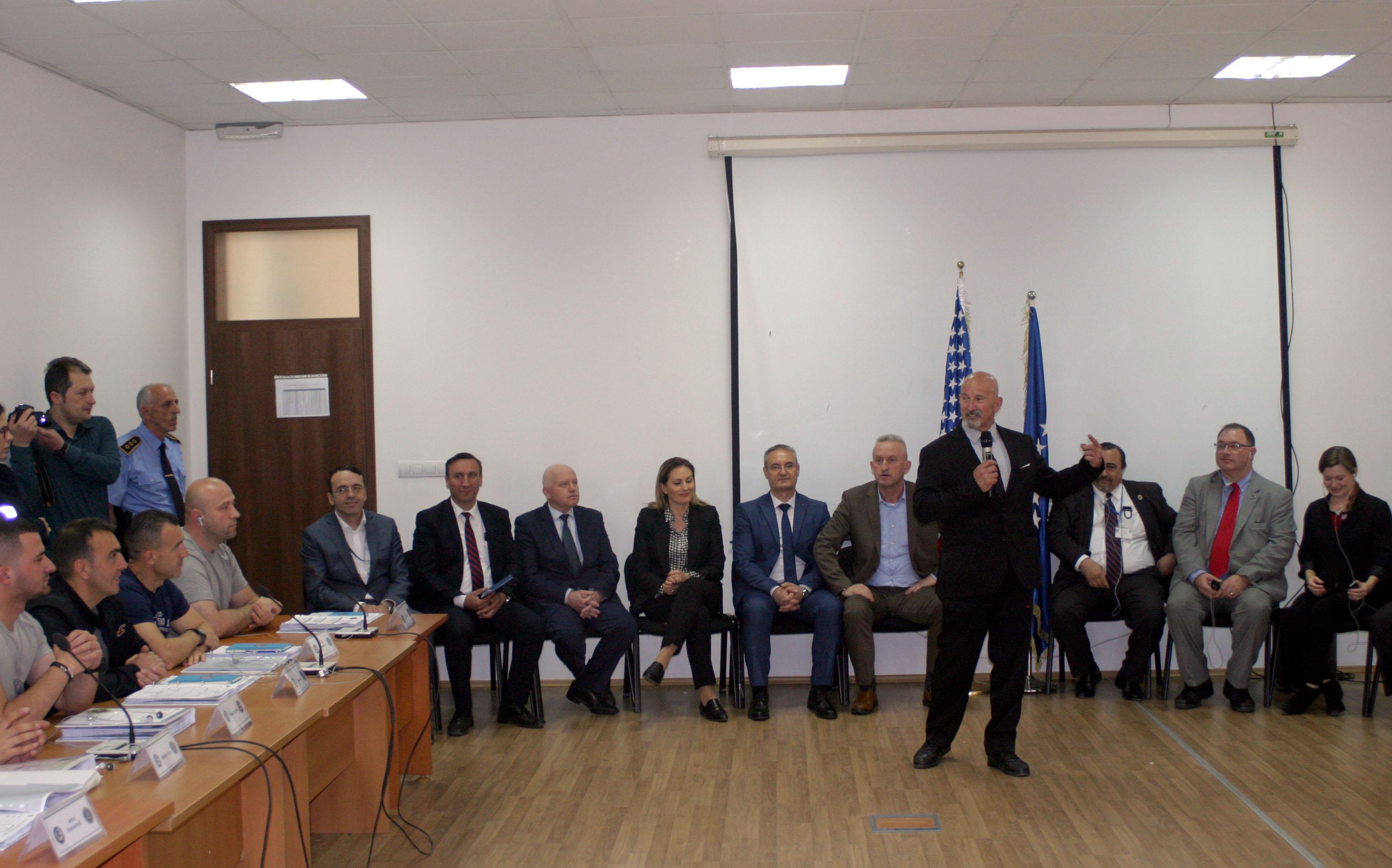 FBI obučava pripadnike Kosovske policije
