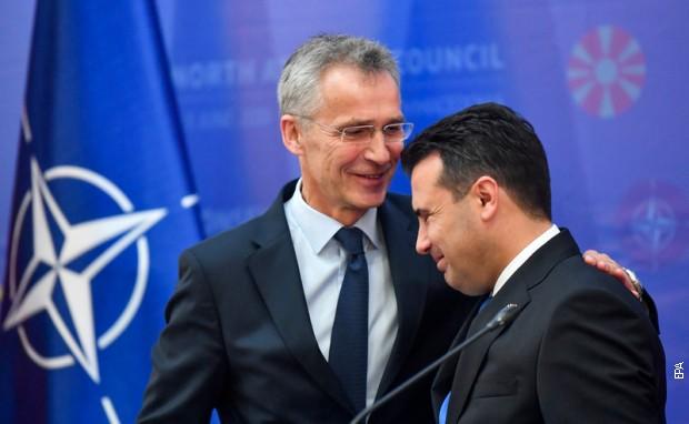 Senat podržao prijem Makedonije u NATO, Rend i Li protiv