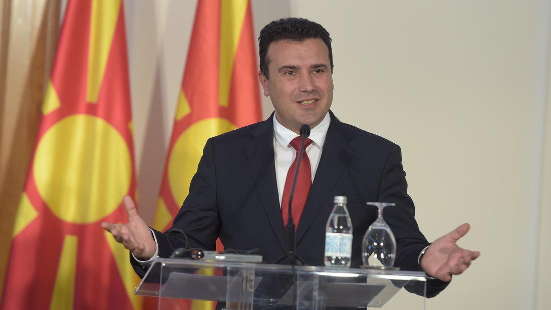 Zaev se u Skoplju sastao sa Kurtijem