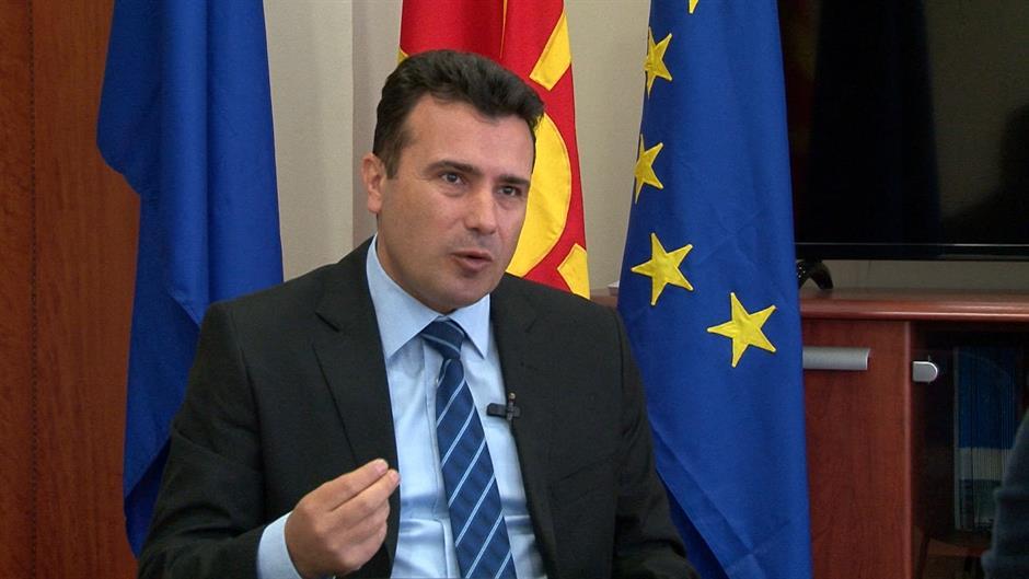 Zaev: U sporazumu nema dileme da je reč o dva naroda