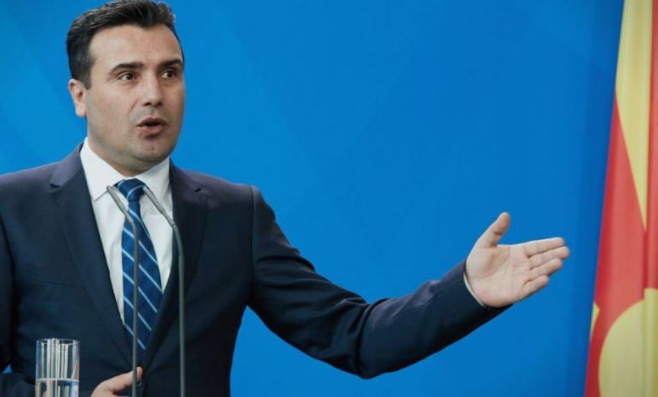 Zaev: Non-pejperi vode u rat, NATO je odbrana od