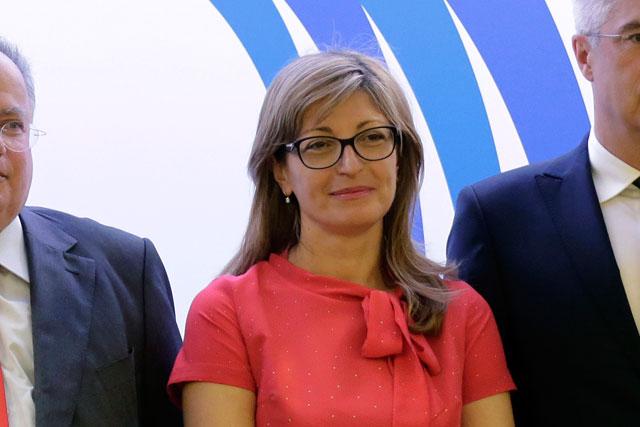 Zaharijeva: Prijem Makedonije u NATO je nacionalni interes Bugarske