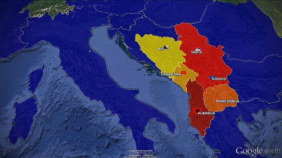 Zapadni Balkan između Brisela i Pariza
