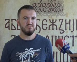 Milenković: Ugrožen opstanak manastira Visoki Dečani i sve što tamo egzistira kroz vekove